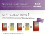 loyalti program nutrishake