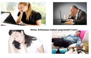 stress - kebiasaan buruk